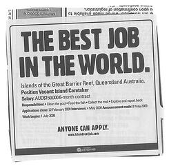 10 Super Awesome Job Adverts