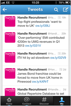 4 Recruitment Agencies Who Do Twitter Right