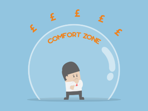 BD comfort zone