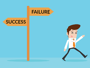 Recruiter happily walking towards failure - BD tactics that don't work anymore