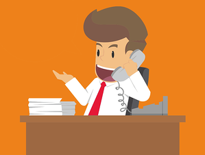 Cold calls to warm calls - featured eBook