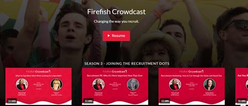 Firefish crowdcast