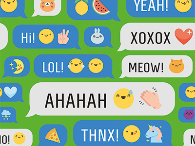 How to Use Emojis When Talking to Candidates