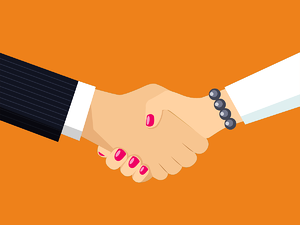 How to take over a long-standing recruitment client
