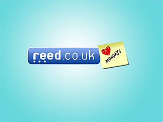 Reed's Love Mondays Recruitment Campaign