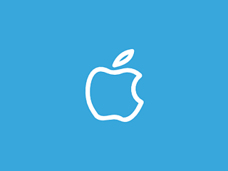 reaching the right candidate apple logo branding