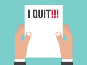 Why recruiters quit
