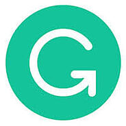 grammarly logo (recruitment sales emails)