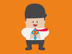 how to stay valuable to clients during covid superhero recruiter superman