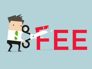 lower recruitment fee