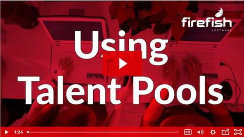 talent pools
