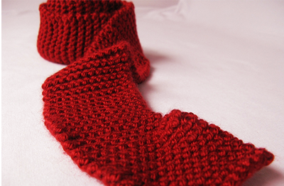keeping a candidate warm doesn't mean you knit them a nice scarf!
