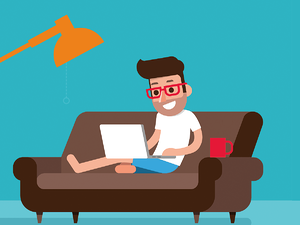 working from home how it works in recruitment