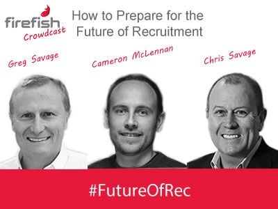 [Crowdcast] How to Prepare for the Future of Recruitment