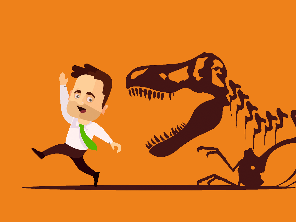 Help! My Boss is a Recruitment Dinosaur