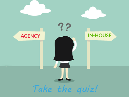 Agency vs. In-House Recruitment: Which suits you best? [Quiz]