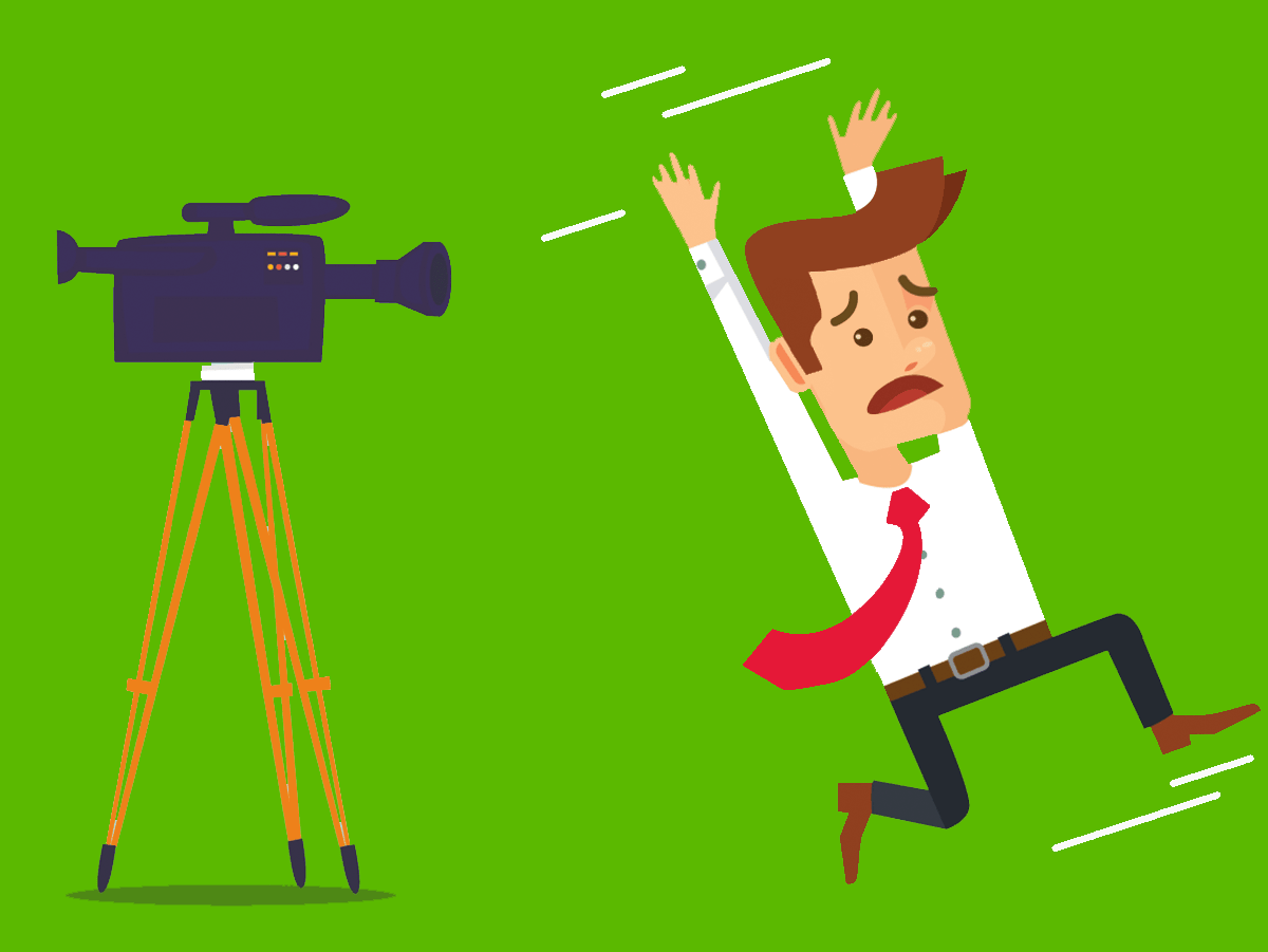 How to Be Confident in Front of the Camera in Recruitment