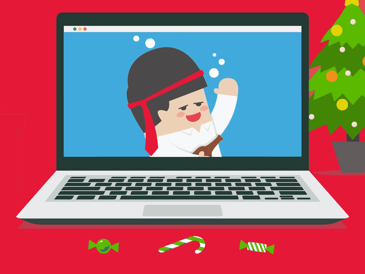 6 Things We Learnt From Running an Online Christmas Party